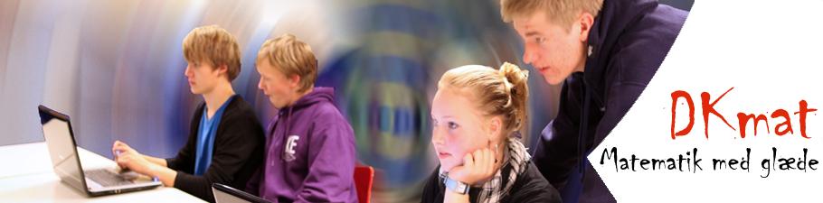 Forlaget Matematik Danmarks Matematiklærerforenings hjemmeside